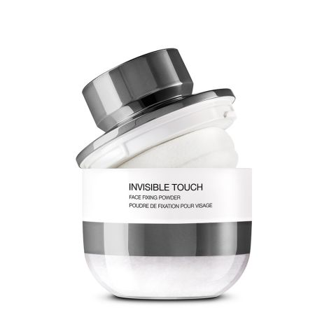INVISIBLE TOUCH FACE FIXING POWDER פודרת פנים באפקט מט