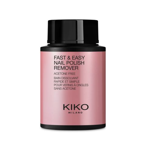 NAIL POLISH REMOVER FAST&EASY ACETONE FREE