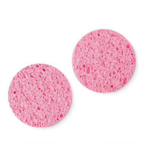 CLEANSING SPONGES Natural cellulose cleansing sponges