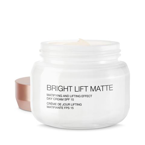 BRIGHT LIFT MATTE matifying and lifting effect day cream SPF