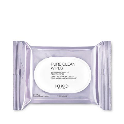 PURE CLEAN WIPES WATERPROOF MAKE UP REMOVER WIPES ( 25 PCS)