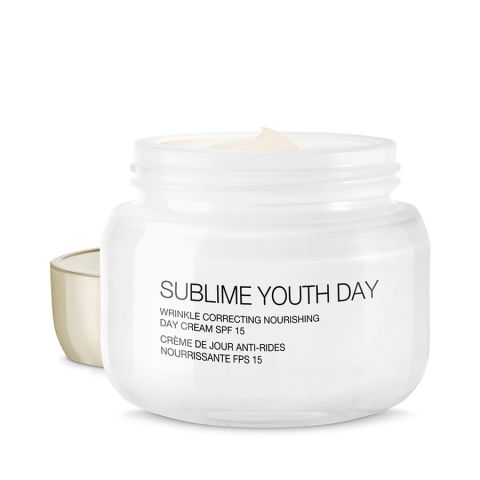 SUBLIME YOUTH DAY wrinkle correcting nourishing day cream SP