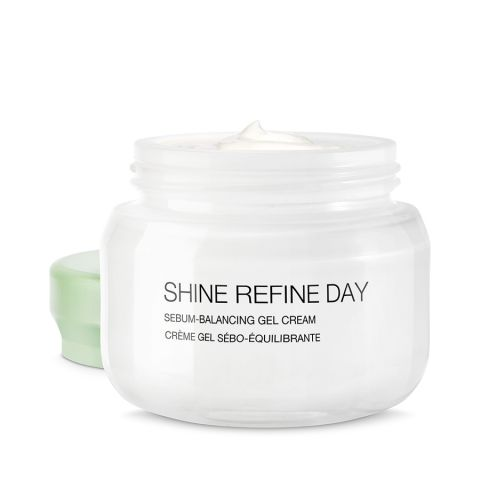 SHINE REFINE DAY sebum-balancing gel cream