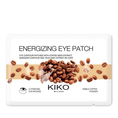 ENERGIZING EYE PATCH - eye contour patches with coffee seed extract