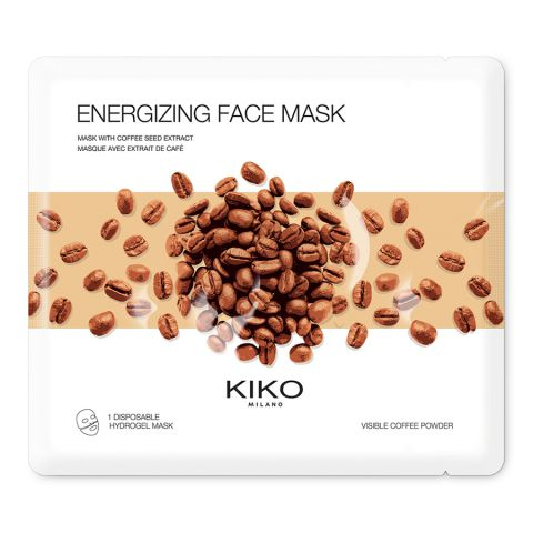 ENERGIZING FACE MASK - mask with coffee seed extract