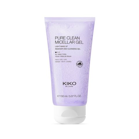 PURE CLEAN MICELLAR GEL light make up remover and cleansing gel
