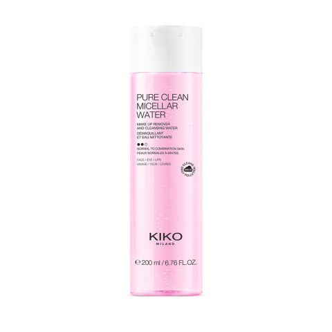 PURE CLEAN MICELLAR WATER make up remover and cleansing water - normal to combination skin