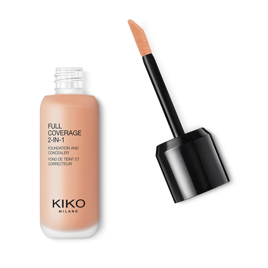 FULL COVERAGE IN FOUNDATION & CONCEALER WR