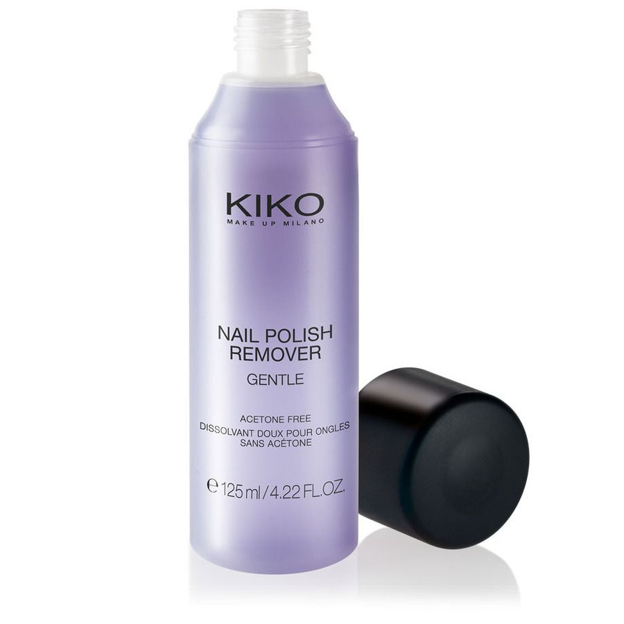 GENTLE NAIL POLISH REMOVER ACETONE FREE