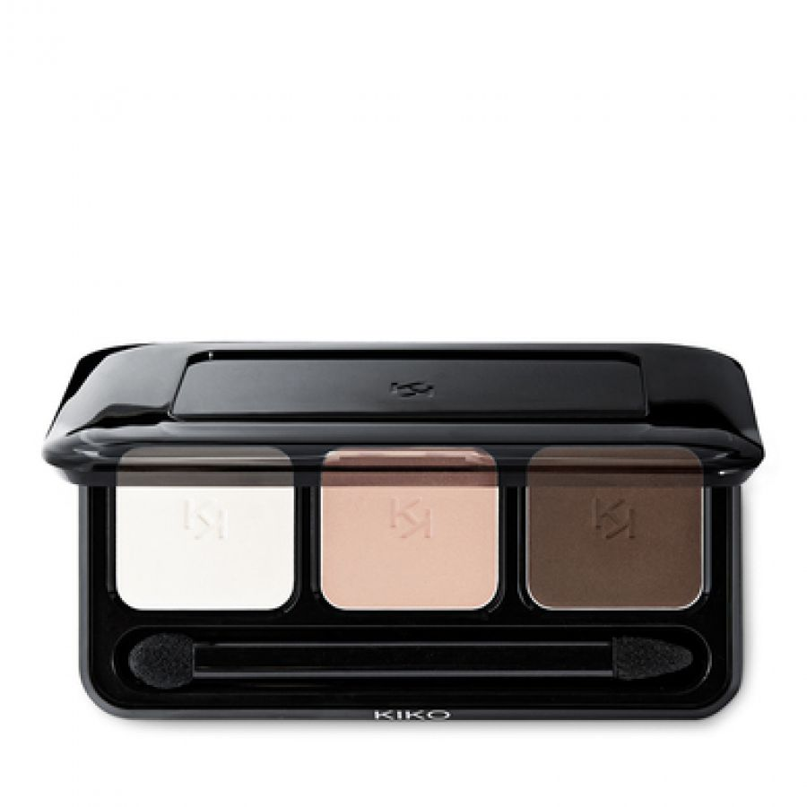 SHADE SELECTION EMPTY EYESHADOW PALETTE - 03