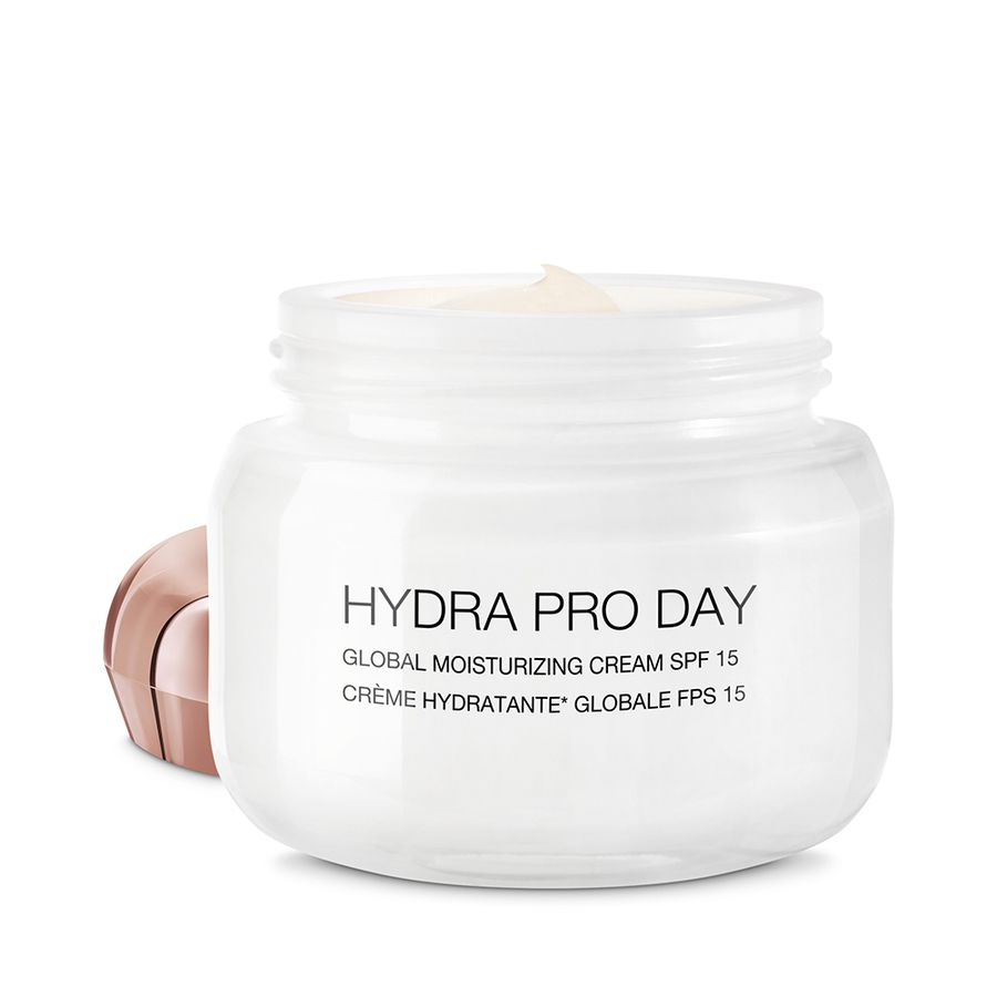 HYDRA PRO DAY global moisturizing cream SPF 15