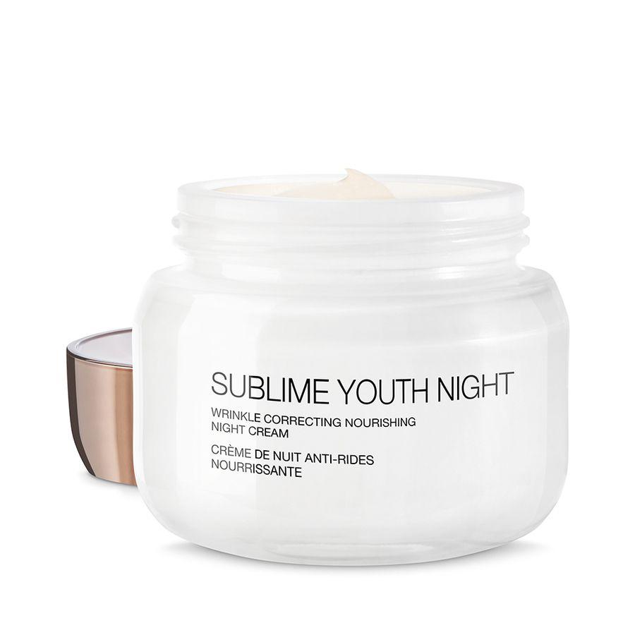 SUBLIME YOUTH NIGHT wrinkle correcting nourishing night crea
