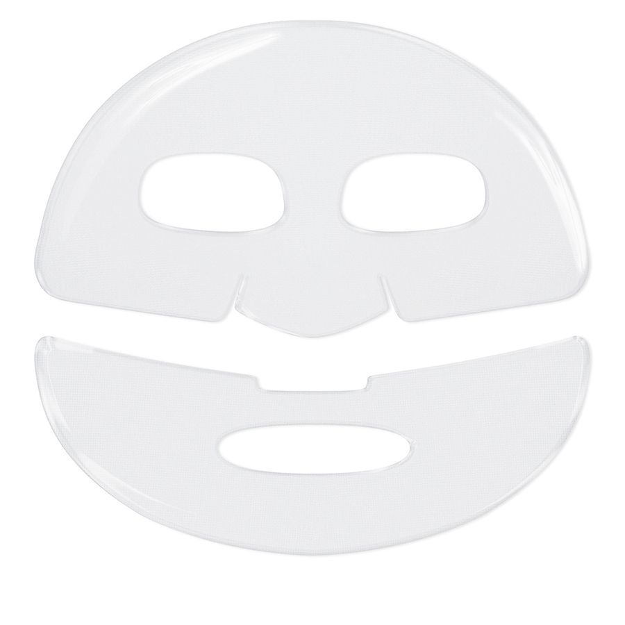 FREQUENT FLYER hydrating hydrogel face mask