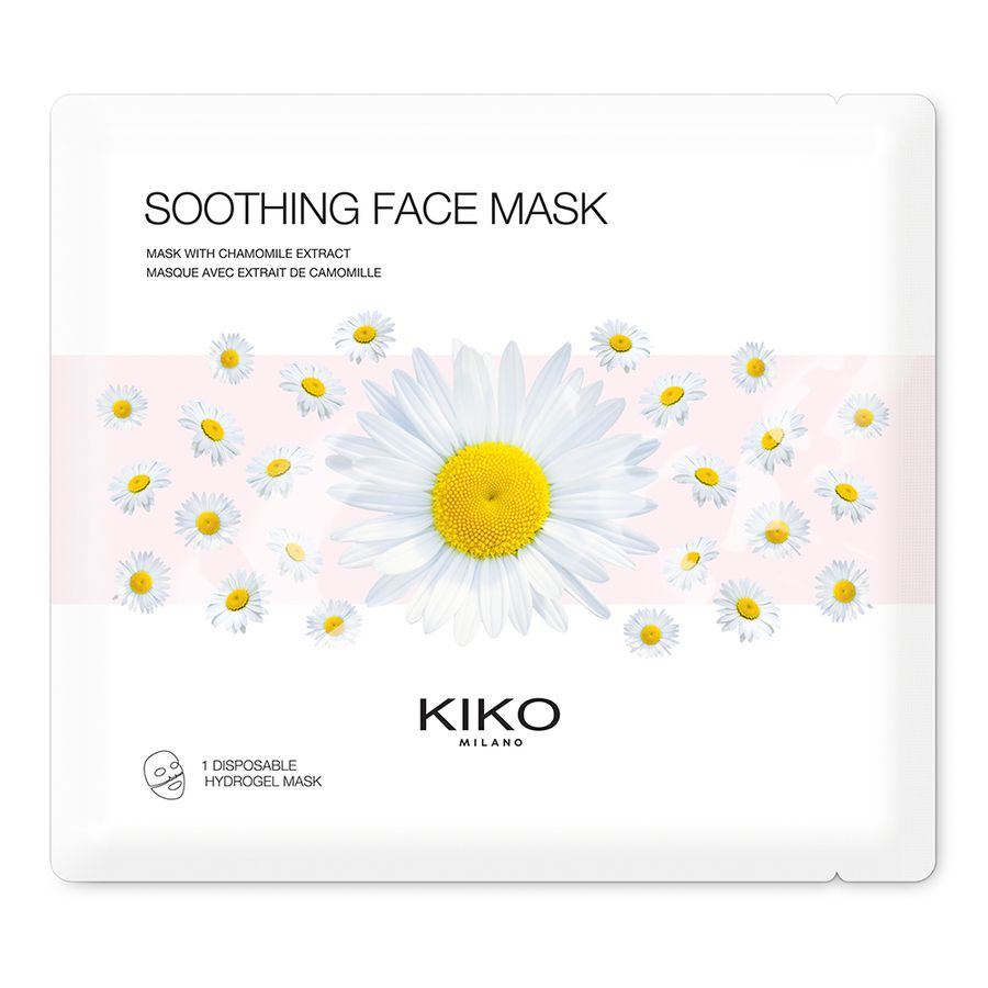 SOOTHING FACE MASK - mask with chamomile extract