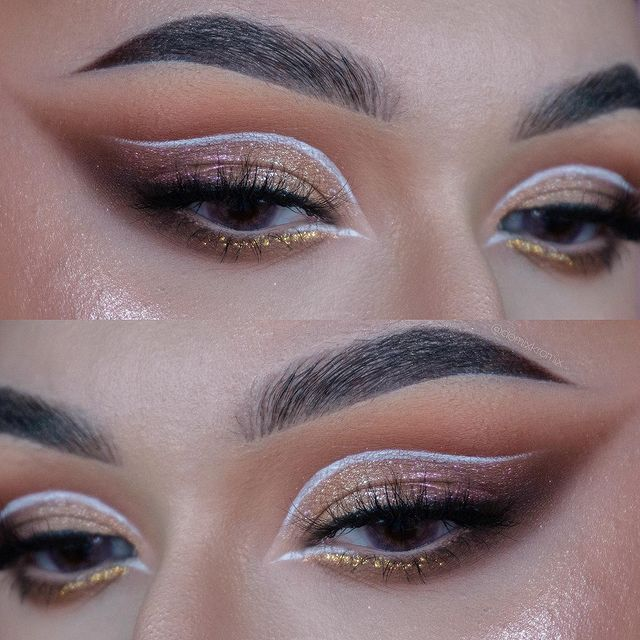 Photo shared by Dominika | MAKEUP | BEAUTY on March 19, 2021 tagging @toofaced, @suvabeauty, @bperfectcosmetics, @bell_polska, @ttd_eye, @makeupobsessionpolska, @beautystuff.pl, @kolorowkacom, @makeupinthecitypl, @mrsglambymichelle, and @micka_beautyshop. May be a closeup of one or more people and cosmetics.