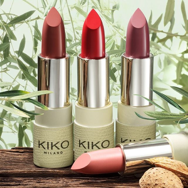 Photo by KIKO Milano Türkiye on May 26, 2021. May be an image of 1 person, cosmetics and text that says 'KIKO KIKO MILANO ILANO'.